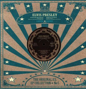 PRESLEY, Elvis - The Original US EP Collection No 5