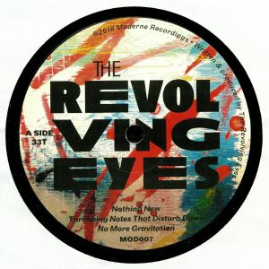 REVOLVING EYES, The/NELSON BISHOP - Nothing New