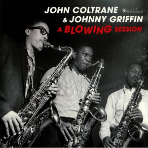 COLTRANE, John/JOHNNY GRIFFIN - A Blowing Session