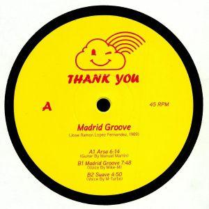 MADRID GROOVE - Arsa (reissue)