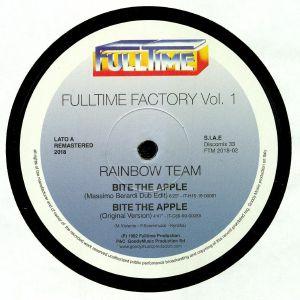 RAINBOW TEAM/SELECTION - Fulltime Factory Volume 1