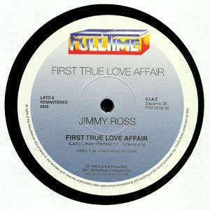 ROSS, Jimmy - First True Love Affair (reissue)