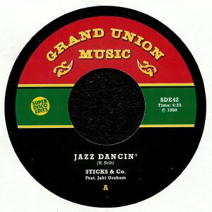 STICKS & CO feat JAKI GRAHAM - Jazz Dancin