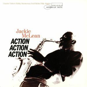 McLEAN, Jackie - Action