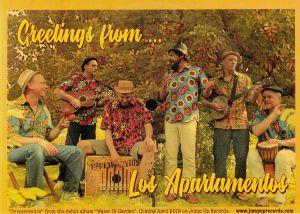 LOS APARTMENTOS - Greetings From