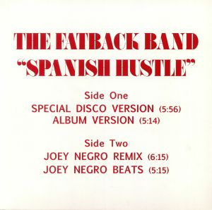 FATBACK BAND, The - Spanish Hustle