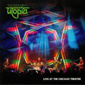 TODD RUNDGREN'S UTOPIA - Live At Chicago Theater