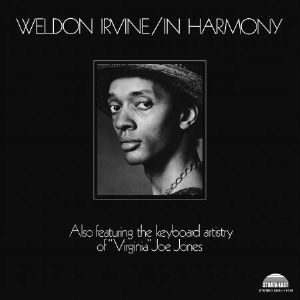 IRVINE, Weldon - In Harmony (reissue)