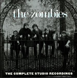 ZOMBIES, The - Complete Studio Recordings