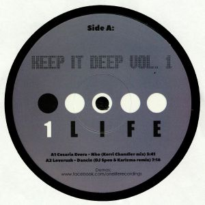 EVORA, Cesaria/LOVERUSH/VINCENT INC/GERIDEAU/JOSE BURGOS/TAKA BOOM - Keep It Deep Vol 1 (Kerri Chandler, DJ Spen & Karizma, Joey Negro mixes)