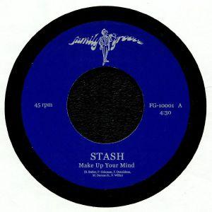 RASPUTIN'S STASH - Make Up Your Mind