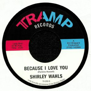 WAHLS, Shirley - Tell The Truth