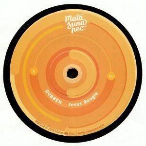 DUBBEN - Jesus Boogie (reissue)