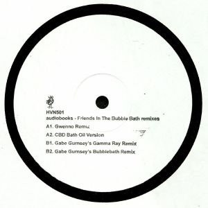 AUDIOBOOKS - Friends In The Bubble Bath (remixes)