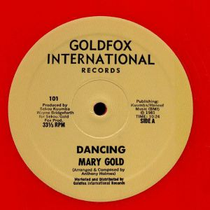 GOLD, Mary - Dancing (reissue)