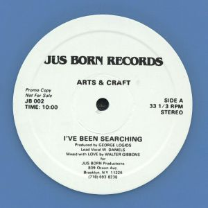 ARTS & CRAFT - I've Been Searching (reissue)