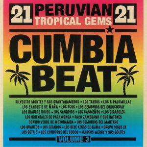 VARIOUS - Cumbia Beat Vol 3