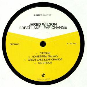 WILSON, Jared - Great Lake Leaf Change
