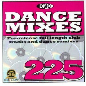 VARIOUS - DMC Dance Mixes 225 (Strictly DJ Only)