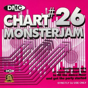 VARIOUS - DMC Chart Monsterjam #26 (Strictly DJ Only)