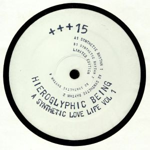 HIEROGLYPHIC BEING - A Synthetic Love Live Vol 1