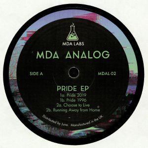 MDA ANALOG - Pride EP