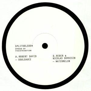 DAVID, Robert/REBER/NICOLAS DUVOISIN - SPLITOOLS 004