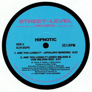 HIPNOTIC - Are You Lonely Remixes