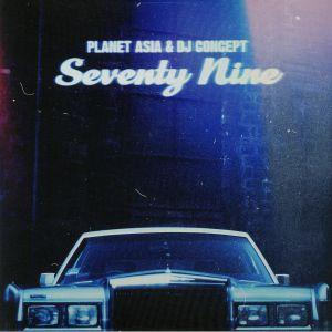 PLANET ASIA/DJ CONCEPT - Seventy Nine