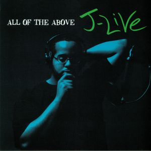 J LIVE - All Of The Above (reissue)