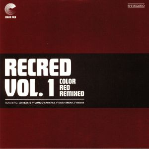 MATADOR! SOUL SOUNDS/THE ECHO SYSTEM/ANALOG SON - Recred Vol 1: Color Red Remixed
