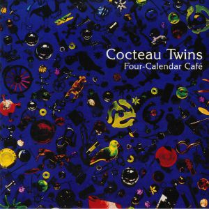 COCTEAU TWINS - Four Calendar Cafe (reissue)