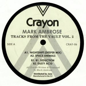 AMBROSE, Mark - Tracks From The Vault Vol 2