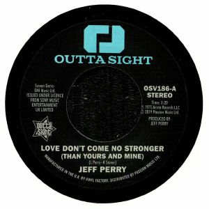 PERRY, Jeff/MANDRILL - Love Don't Come No Stronger (Than Yours & Mine)