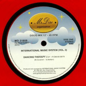 INTERNATIONAL MUSIC SYSTEM - IMS Volume 3 (remastered 2019)