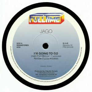 JAGO - I'm Going To Go (remastered 2018) (reissue)