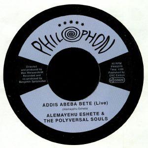POLYVERSAL SOULS, The/ALEMAYEHU ESHETE - Addis Abeba Bete