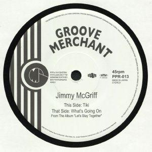 McGRIFF, Jimmy - Tiki