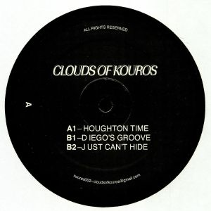 CLOUDS OF KOUROS - Houghton Time