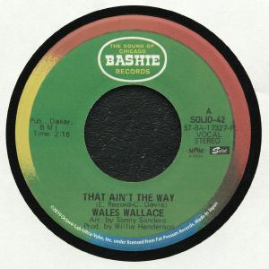 WALLACE, Wales/JOHNNY HOWARD - That Ain't The Way