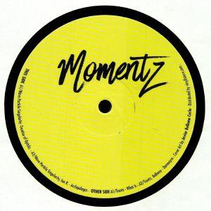 WAVE PARTICLE SINGULARITY/IAN R/TRENTZ/BELLOMO - Momentz003