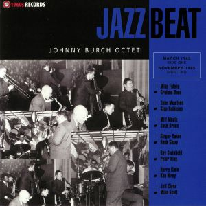 JOHNNY BURCH OCTET - Jazzbeat