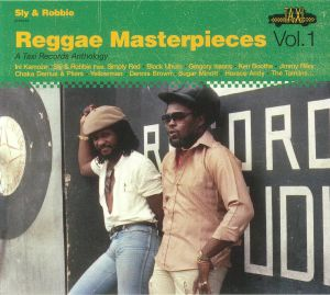 VARIOUS - Sly & Robbie Presents Reggae Masterpieces Vol 1: A Taxi Records Anthology