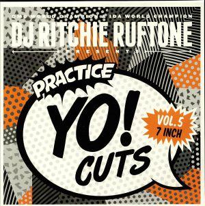 DJ RITCHIE RUFTONE - Practice Yo! Cuts Volume 5