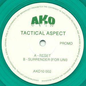 TACTICAL ASPECT - AKO 10002