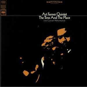 ART FARMER QUINTET - The Time & The Place