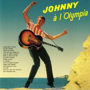 HALLYDAY, Johnny - Johnny A L'Olympia