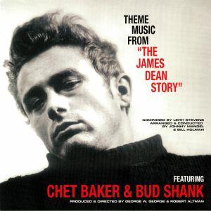BAKER, Chet/BUD SHANK - The James Dean Story (Soundtrack)