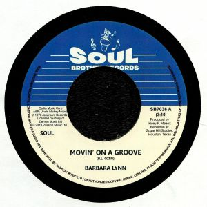 LYNN, Barbara - Movin' On A Groove
