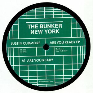 CUDMORE, Justin - Are You Ready EP